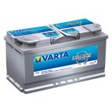 Аккумулятор 95Ah-12v VARTA Start-Stop Plus (G14) (353x175x190), R, EN850