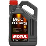Масло моторное MOTUL 8100 ECO-NERGY 5W-30 (Канистра 4л)