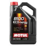 Масло моторное MOTUL 8100 ECO-NERGY 5W-30 (Канистра 5л)